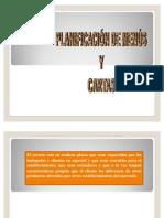 PLANIFICACIÓN DE MENÚS Y CARTAS