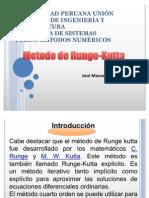 Metodo de Runge Kutta 4 Jml