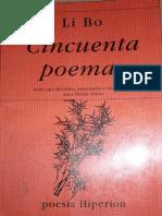 50 poemas de LiPo