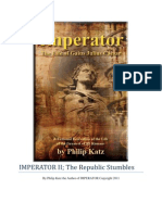 IMPERATOR 2- Chapter 1 The Occupation of Rome FREE PREVIEW