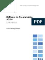 WEG Tutorial Software Adp6 1.0 Manual English