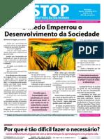 Jornal STOP a Destruição do Mundo Nº 45
