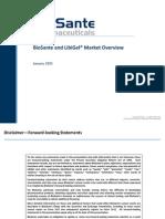 BioSante Investment Exec Summary