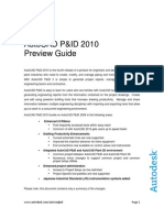 Autocad p Id 2010 - Preview Guide