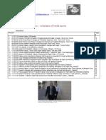 11-11-13 Former President Moshe Katzav – compilation of media reports (Heb +Eng)