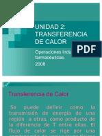 Transfer en CIA de Calor 1 q y F-2009