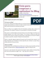 Guia Para Mamas Blogueras
