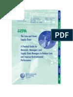 EPA Lean and Green Supply Chain