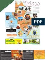 RUTA TURISTICA DEL PISCO EN CAÑETE 2011