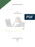 Manual VPN Router