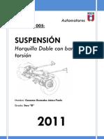 INFORME Suspension