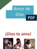 Kerigma 1 El Amor de Dios