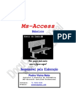 Apostila Completa de Access