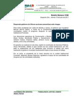 Boletín_Número_3188_Servicios_Públicos