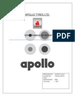 Report on Appollo