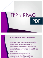 TPP y RPMO