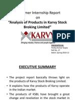 Karvy Presentation