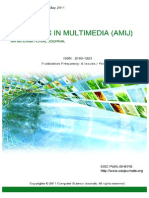 Advances in Multimedia - An International Journal AMIJ_V2_I2