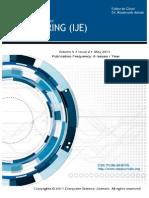 International Journal of Engineering IJE_V5_I2