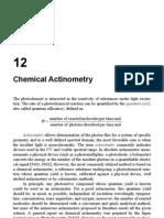 Chemical Actinometry (2)