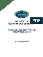 Apec Operations Manual 2006