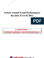 CFP Article Condensation Avril2011