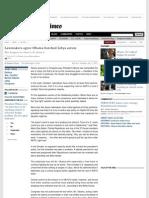 Lawmakers Agree Obama Botched Libya Action