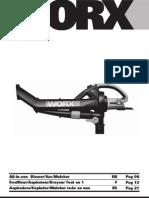 Worx WG500