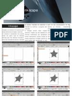 Trabalho Escolar - Inkscape, Teclas de atalho no Windows e Glide