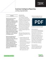 Cognos BI 8 Business Intelligence Reporting