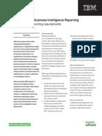 Cognos BI 8 Business Intelligence Reporting