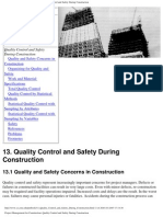 Project Management for Construction_ Quality Control and Safety During Const