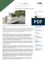 Preservación de la integridad del pavimento con tratamiento superficial
