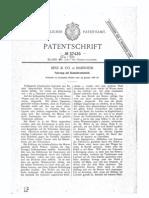 DE_00037435_A German Patent Drp 37435