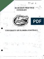 1997 University of Florida Preseason Defense