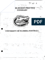 1997 University of Florida Preseason Defense