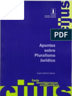dávila sáenz - 2004 - apuntes sobre pluralismo jurídico