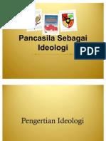 Pancasila Sebagai Ideologi Finale