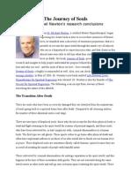 Dr.MichaelNewton'sResearch