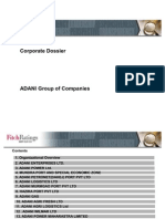 Adani Group Presentation