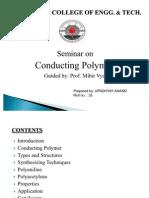Conducting Polymer
