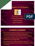 Accidentes en pediatría