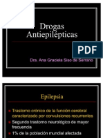 Drogas antiepilépticas
