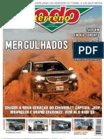 Nos Trilho do Dakar em Kia Sorento - Reportagem na revista TT - Edição Nº150