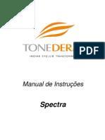 Manual Spectra g1