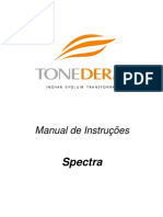 Manual Spectra g1