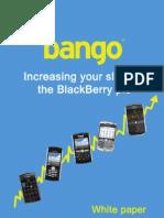 Bango Blackberry Whitepaper