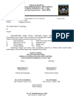 Contoh Proposal Pramuka (Bantara)