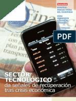 Sector tecnológico da señales de recuperación tras crisis económica - El Diario Financiero 28.05.2009