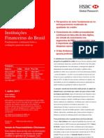 Relatorio Bancos HSBC
